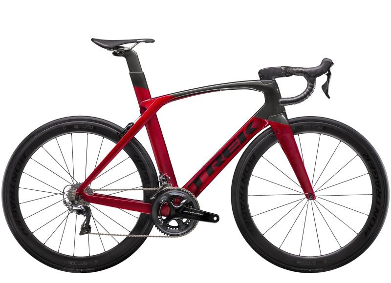 Trek MADONE SLR 8 - 28 -  Rage Red/Trek Black 2019