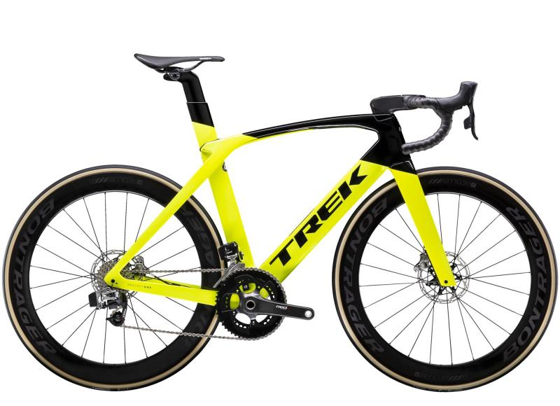 Trek MADONE SLR 9 ETAP DISC - 28 -  Radioactive Yellow/Trek Black 2019