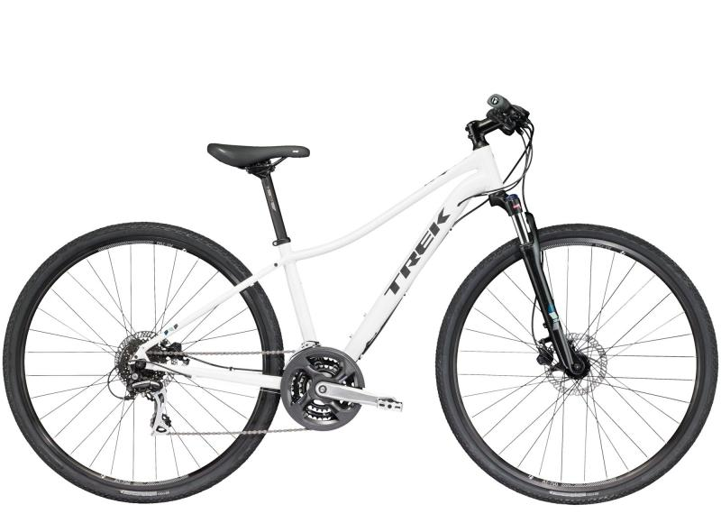 Trek NEKO 2 WSD - 28 -  Crystal White 2019