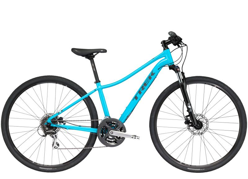 Trek Neko 2 Women's California Sky Blue 2018 14
