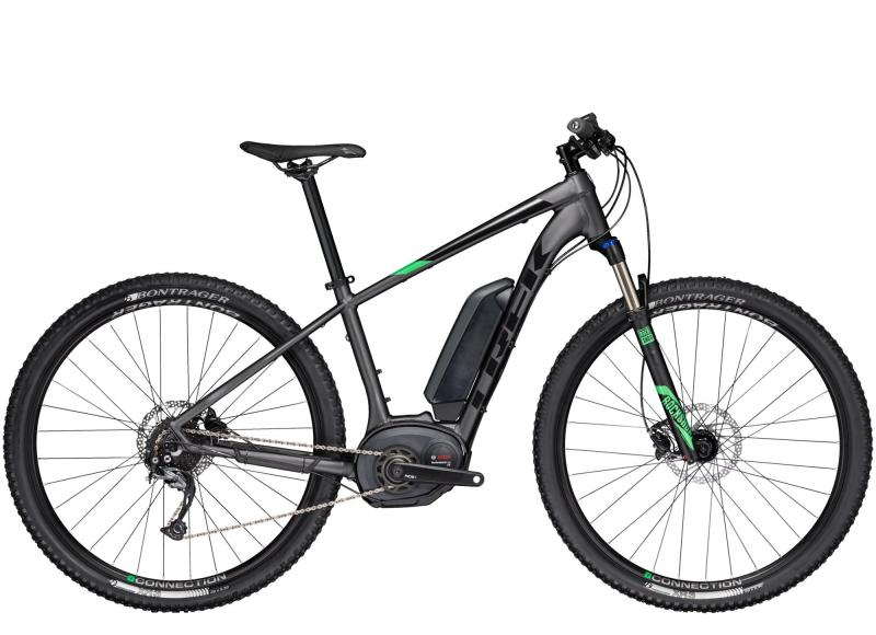 Trek POWERFLY 4 - 29 -  Matte Dnister Black 2019