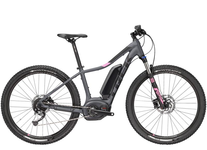 Trek POWERFLY 4 WSD - 27.5 -  Matte Solid Charcoal 2019