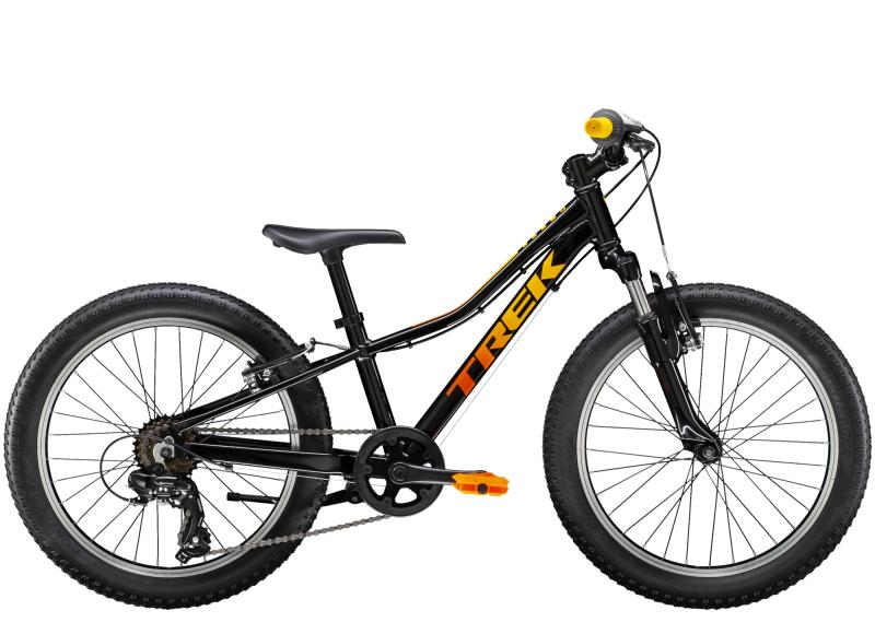 Trek PRECALIBER 20 7SP BOYS Trek Black 2020 - 20 -