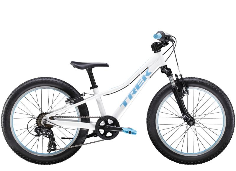 Trek PRECALIBER 20 7SP GIRLS Crystal White 2020 - 20 -