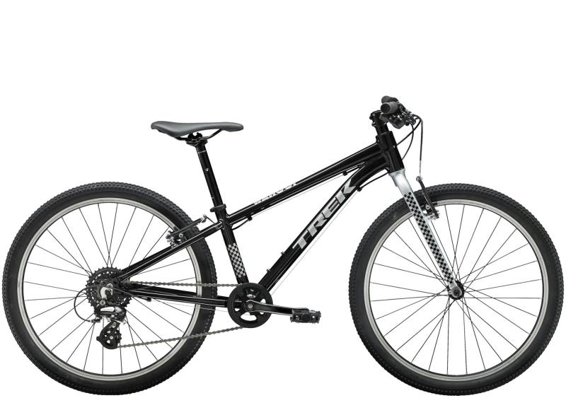 Trek WAHOO - 24 -  Trek Black/Quicksilver 2019