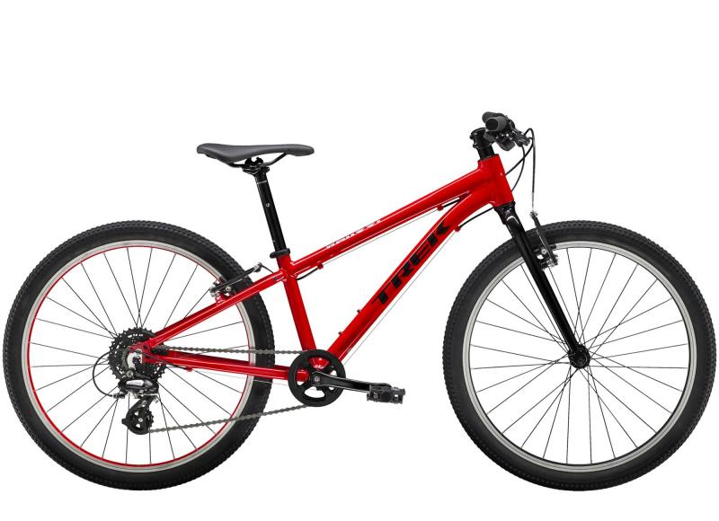 Trek WAHOO - 24 -  Viper Red/Trek Black 2019