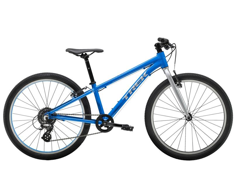 Trek WAHOO - 24 -  Waterloo Blue/Quicksilver 2019