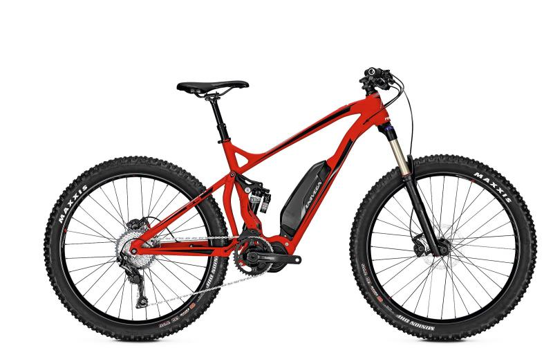 Univega RENEGADE S 4.5 ALPINE - 27 Diamant Freilauf 504 Wh -  hotchilired matt 2019