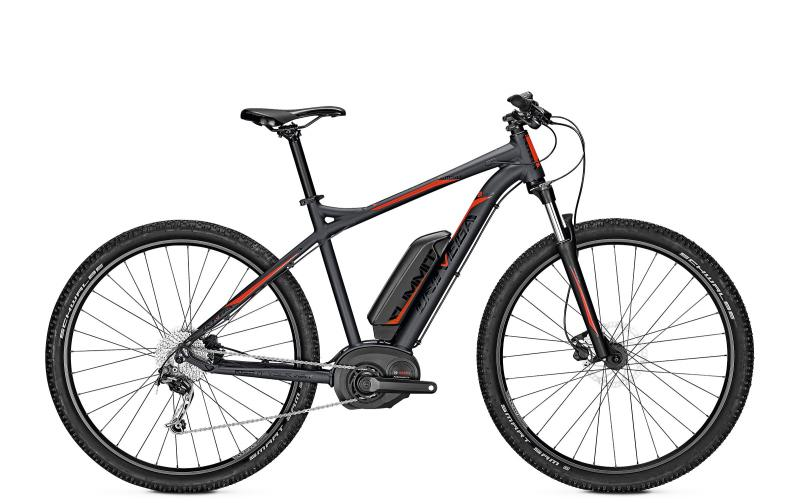 Univega SUMMIT B EDITION - 29 Diamant Freilauf 400 Wh -  phantomgrey matt 2019