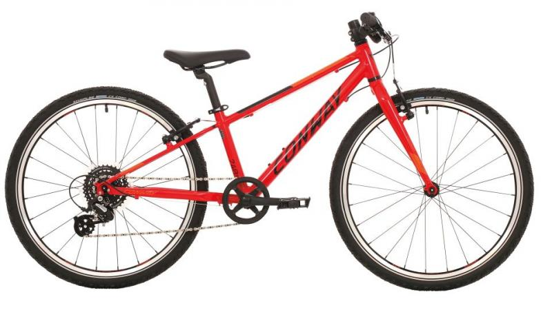 Conway MS 240 Rigid red/orange 2020 - 24 -