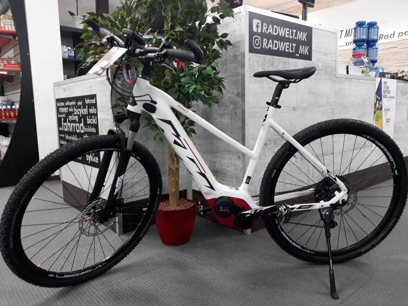 ktm macina cross 11 pt cx5i matte white damen l bike. Black Bedroom Furniture Sets. Home Design Ideas