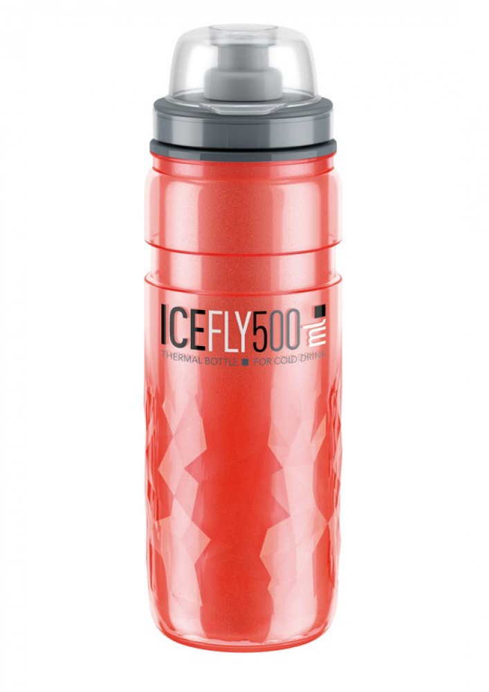Thermaltrinkflasche Elite Icefly 500ml rot Auswahl