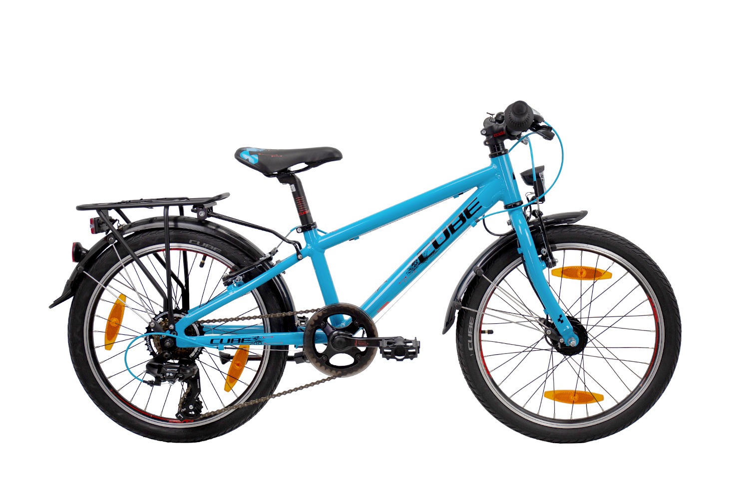 Cube Kid 200 Street blue´n´black 2019 - MTB 20 -  20 Zoll