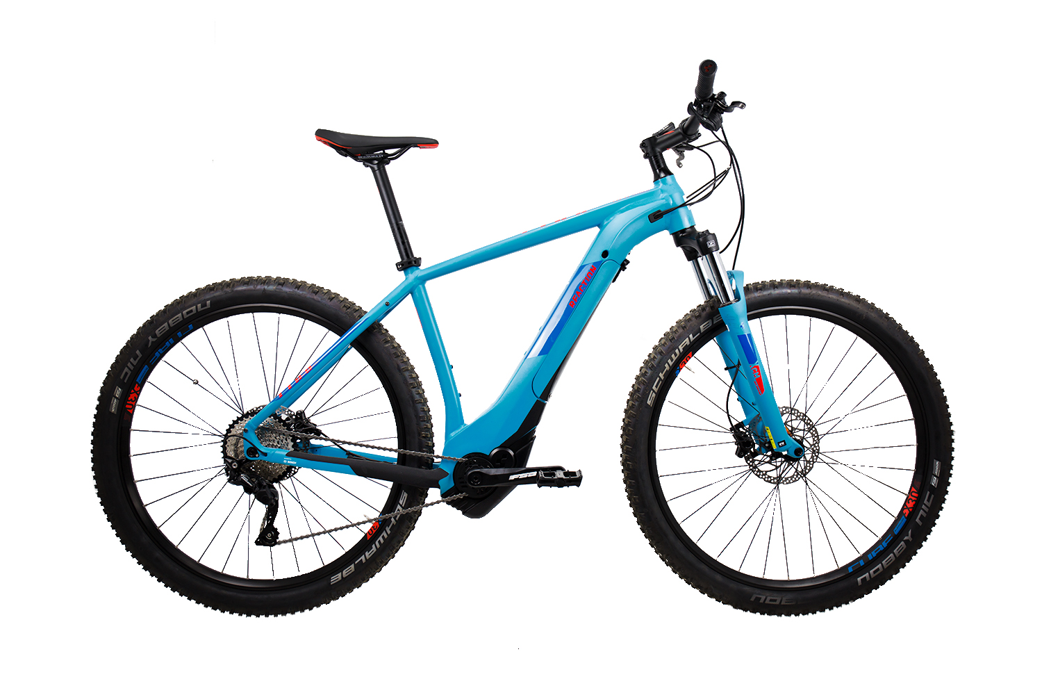 Cube Reaction Hybrid EXC 500 blue´n´red 2019 - MTB 29 -  19 Zoll