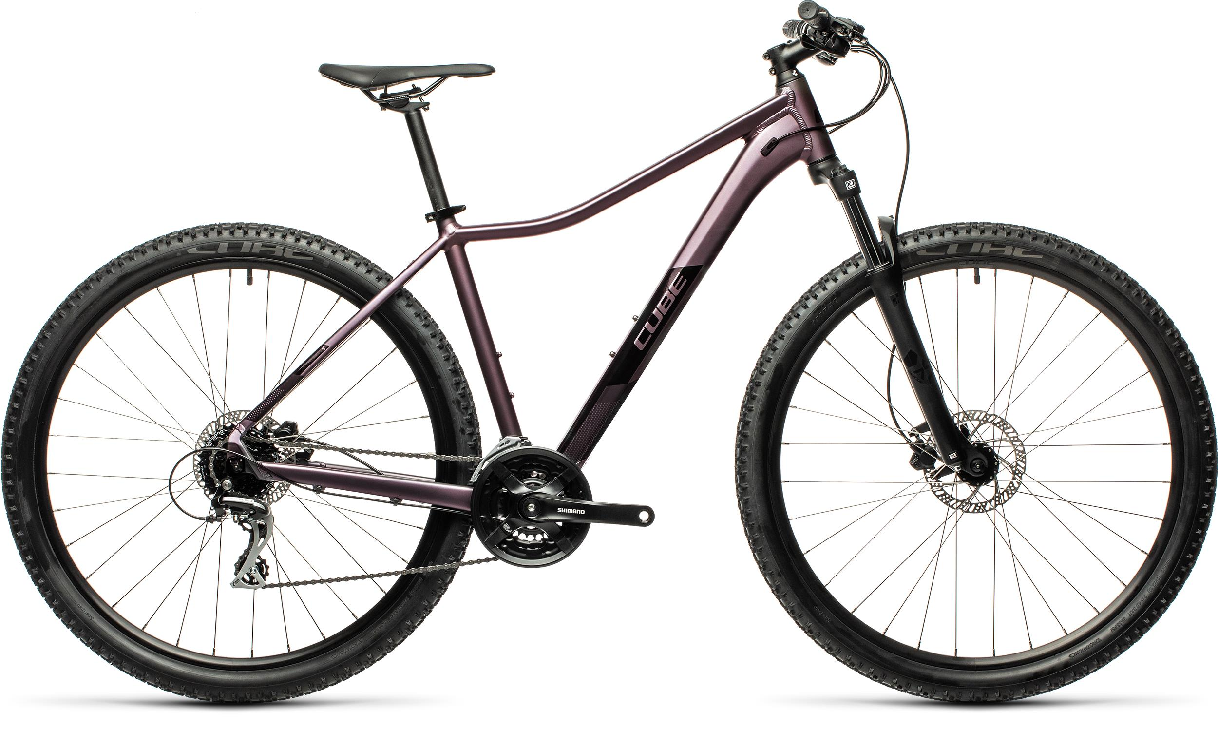 Cube ACCESS WS EAZ Smokylilac´n´black  2021 - 27,5