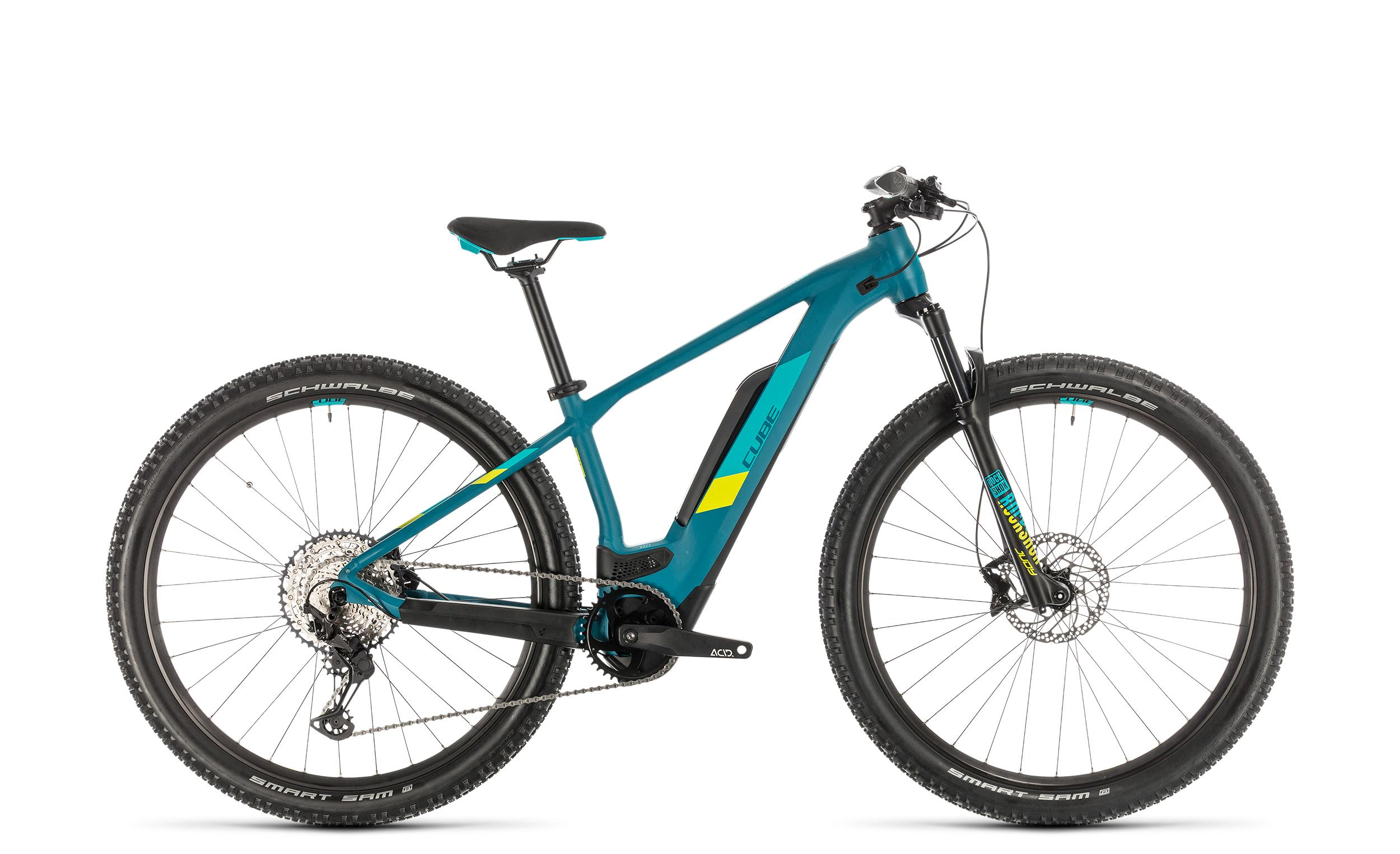 Cube Access Hybrid Race 500 pinetree´n´lime - Diamant -  pinetree´n´lime 2020