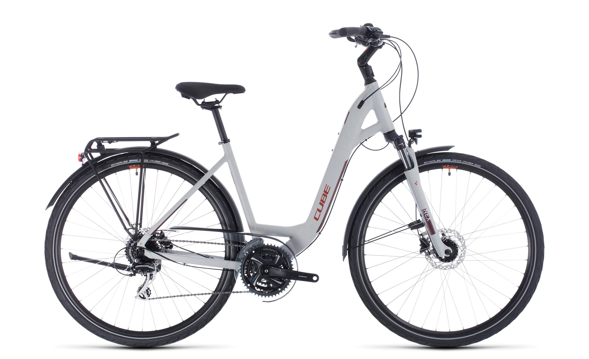 Cube Touring Pro - Easy Entry -  grey´n´orange 2020