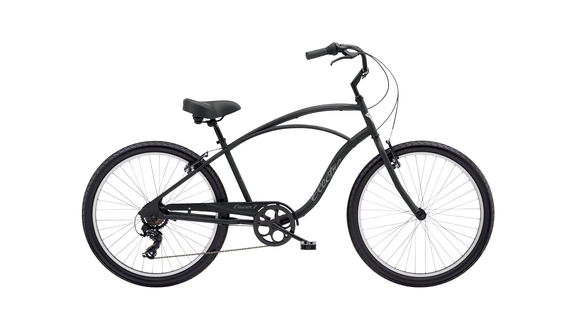 Electra Cruiser 7D Men's Matte Black 2020 - 26 -