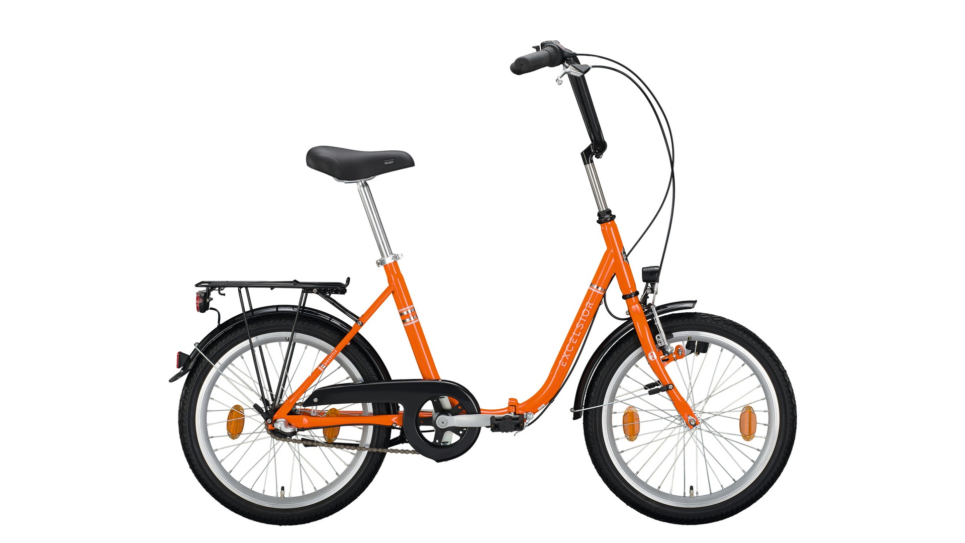 Excelsior Klapprad pure orange 2020 - 3Gg 24 Unisex -
