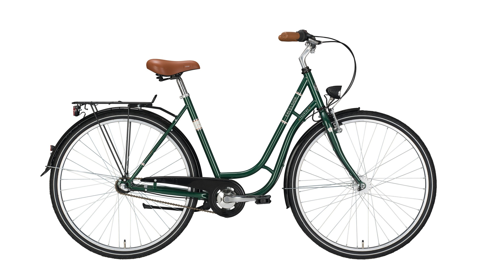 Excelsior Touring  green/brown 2020 - 3Gg 28 Wave -