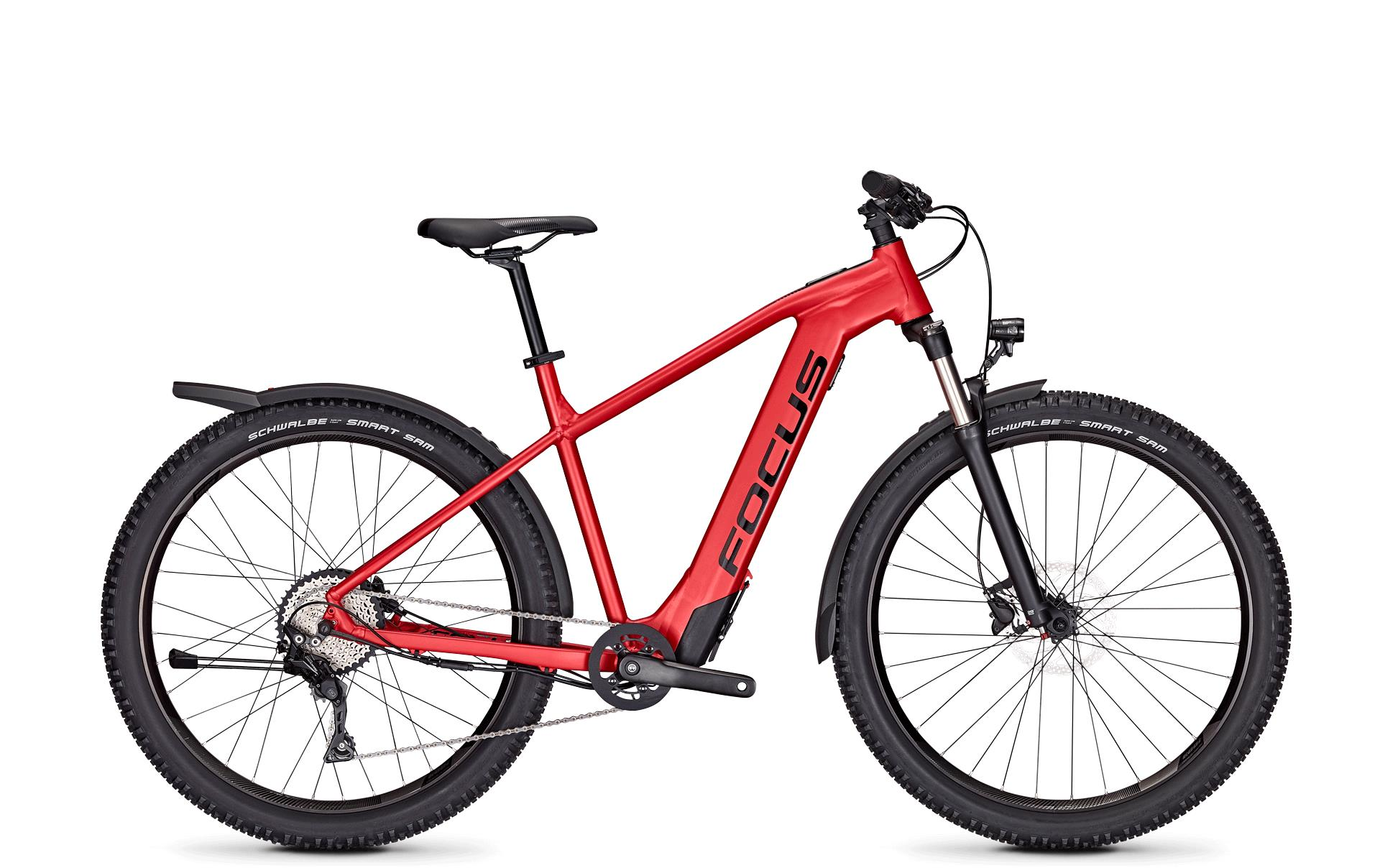 Focus WHISTLER² 6.9 EQP - Diamant 29 -  Red 2019