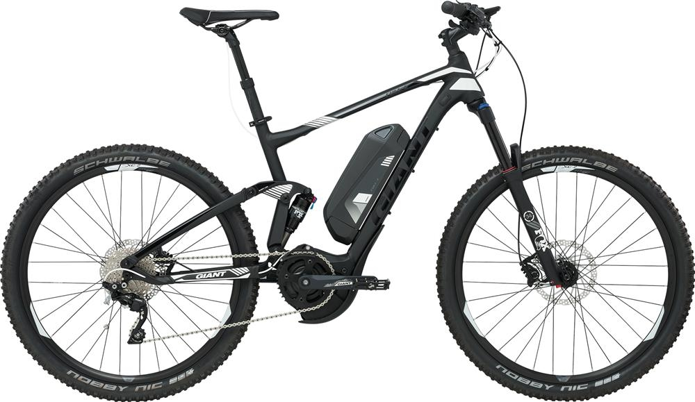 giant full e 1 disc 10gang shimano xt 45cm bike. Black Bedroom Furniture Sets. Home Design Ideas