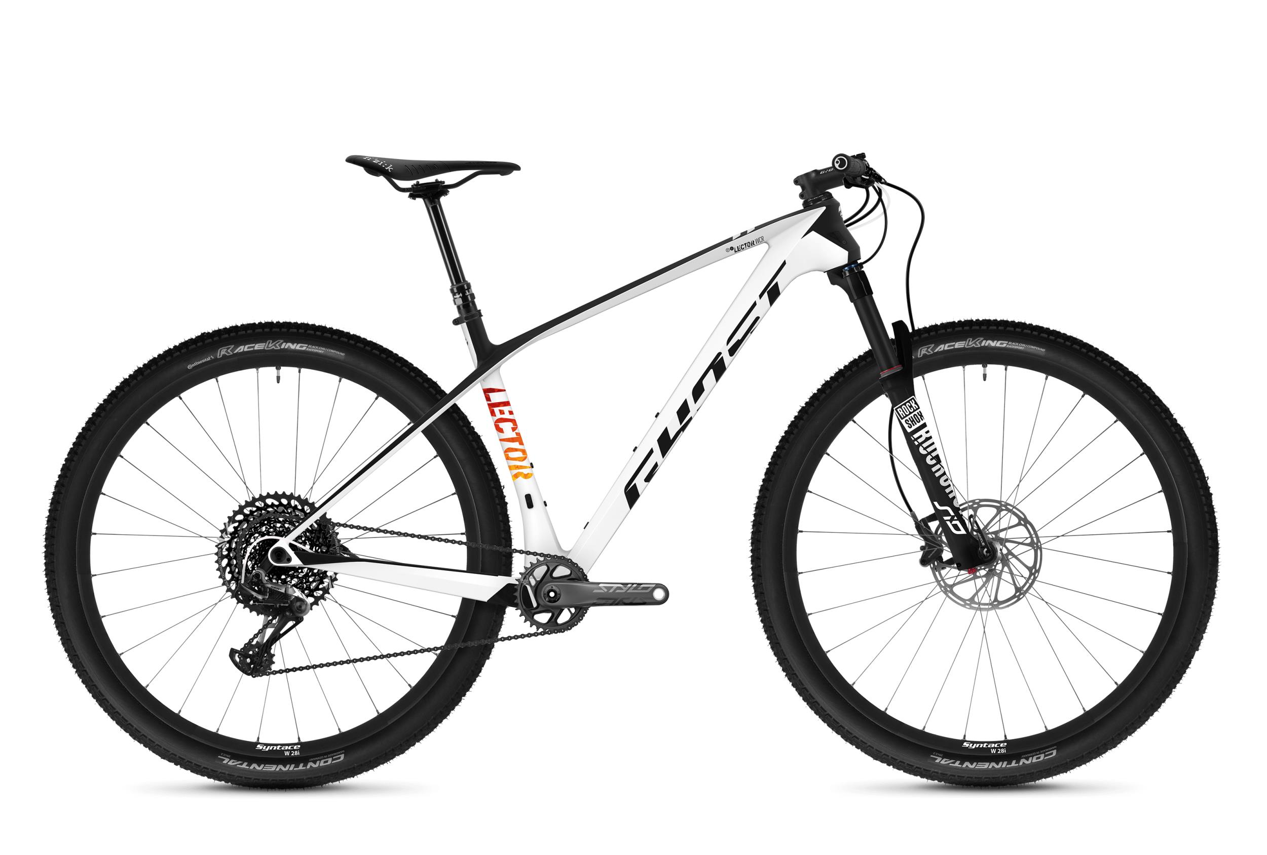 GHOST Lector WCR.9 LC U star white / jet black 2019 - 29 -  M