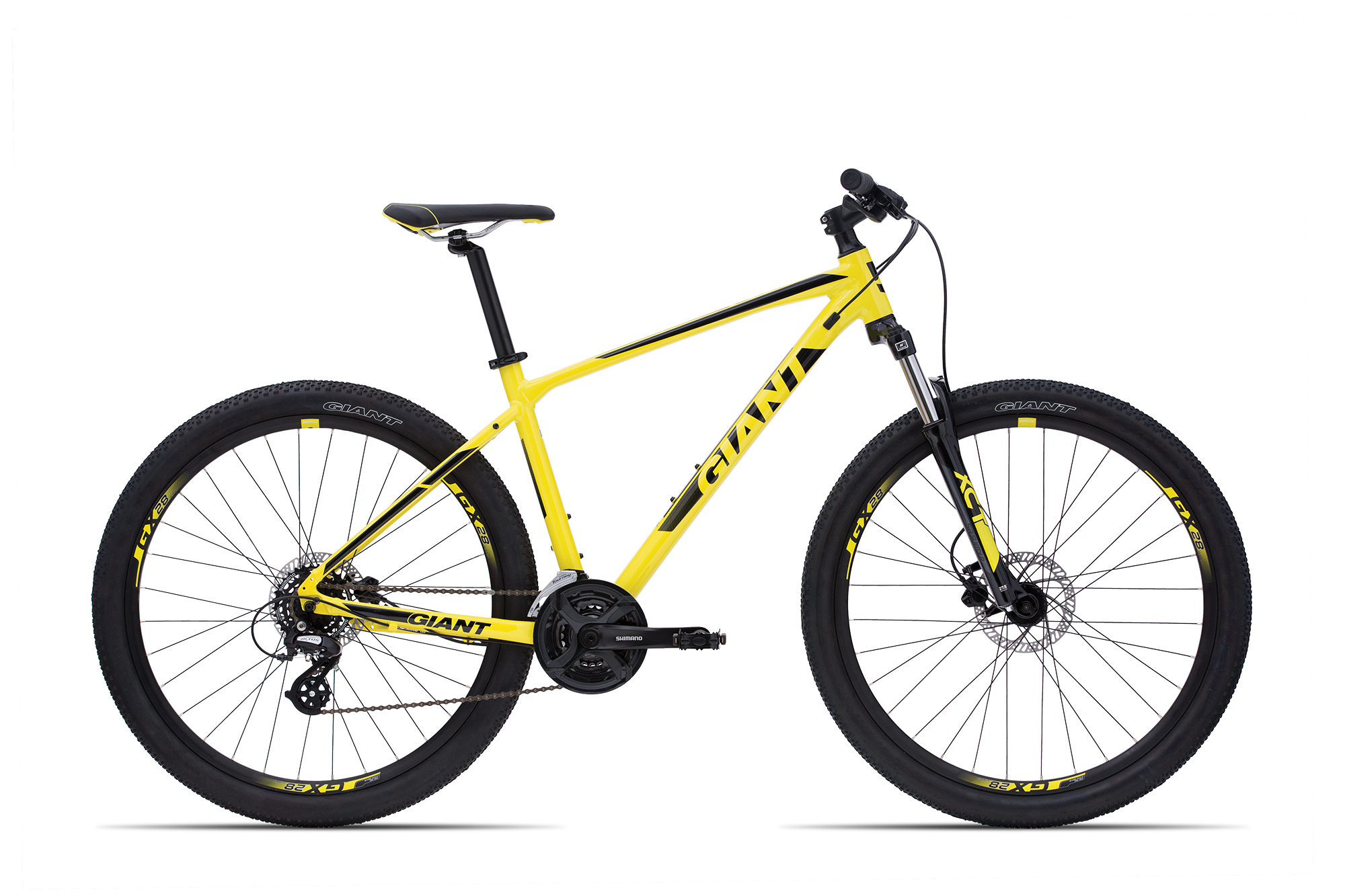 Giant ATX 1 Lemonyellow-Black 2019