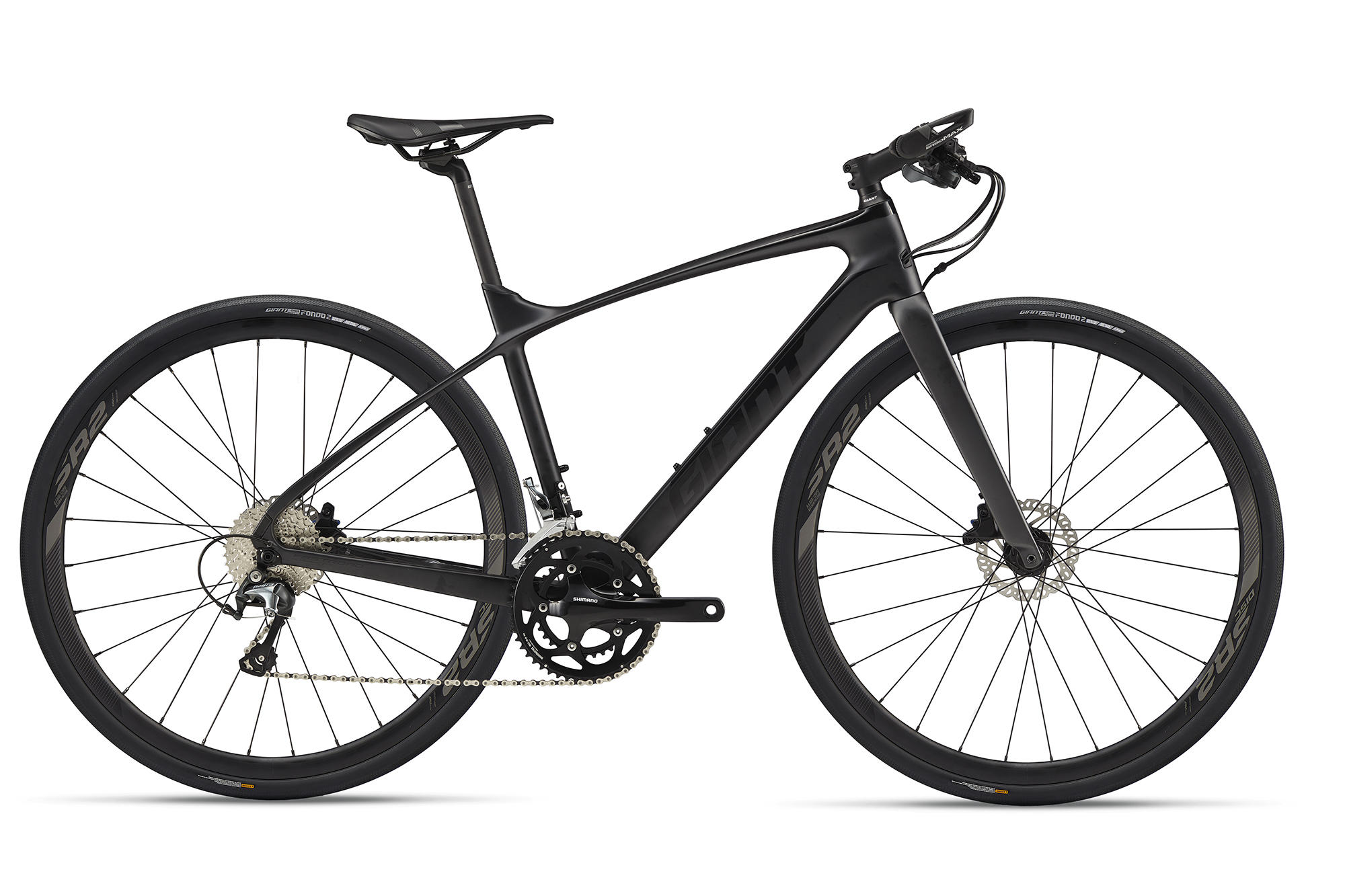 """Giant FASTROAD ADVANCED Charcoal Grey  2021 - 28"""" -"""