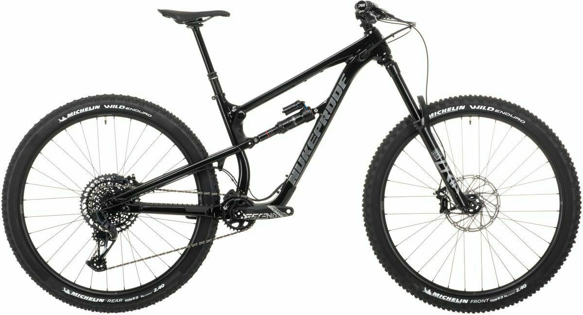 Nukeproof Mega 290 Carbon Pro 2020 black Gr. XL