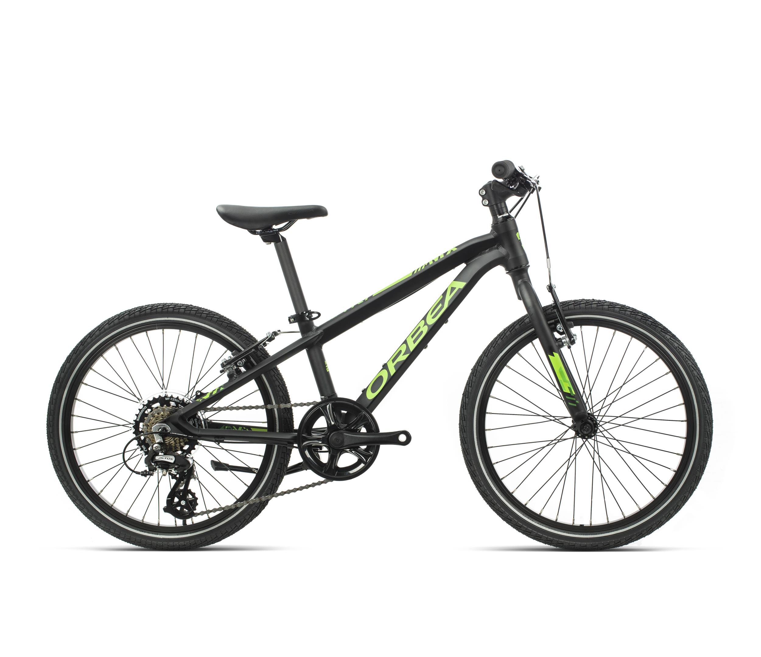 Orbea MX 20 Speed Black/Green 2020