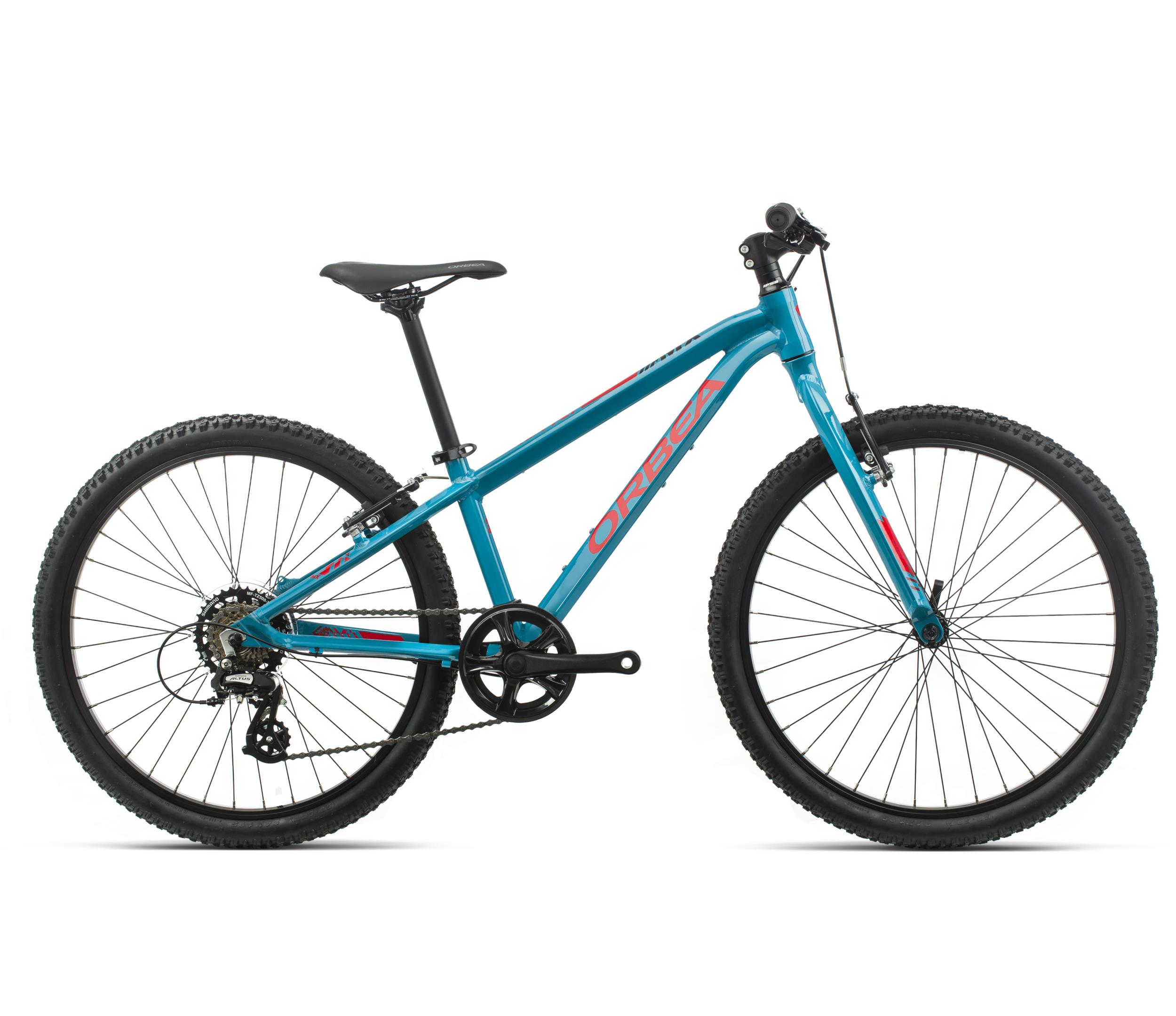Orbea MX 24 Dirt Blue/Red 2020 24