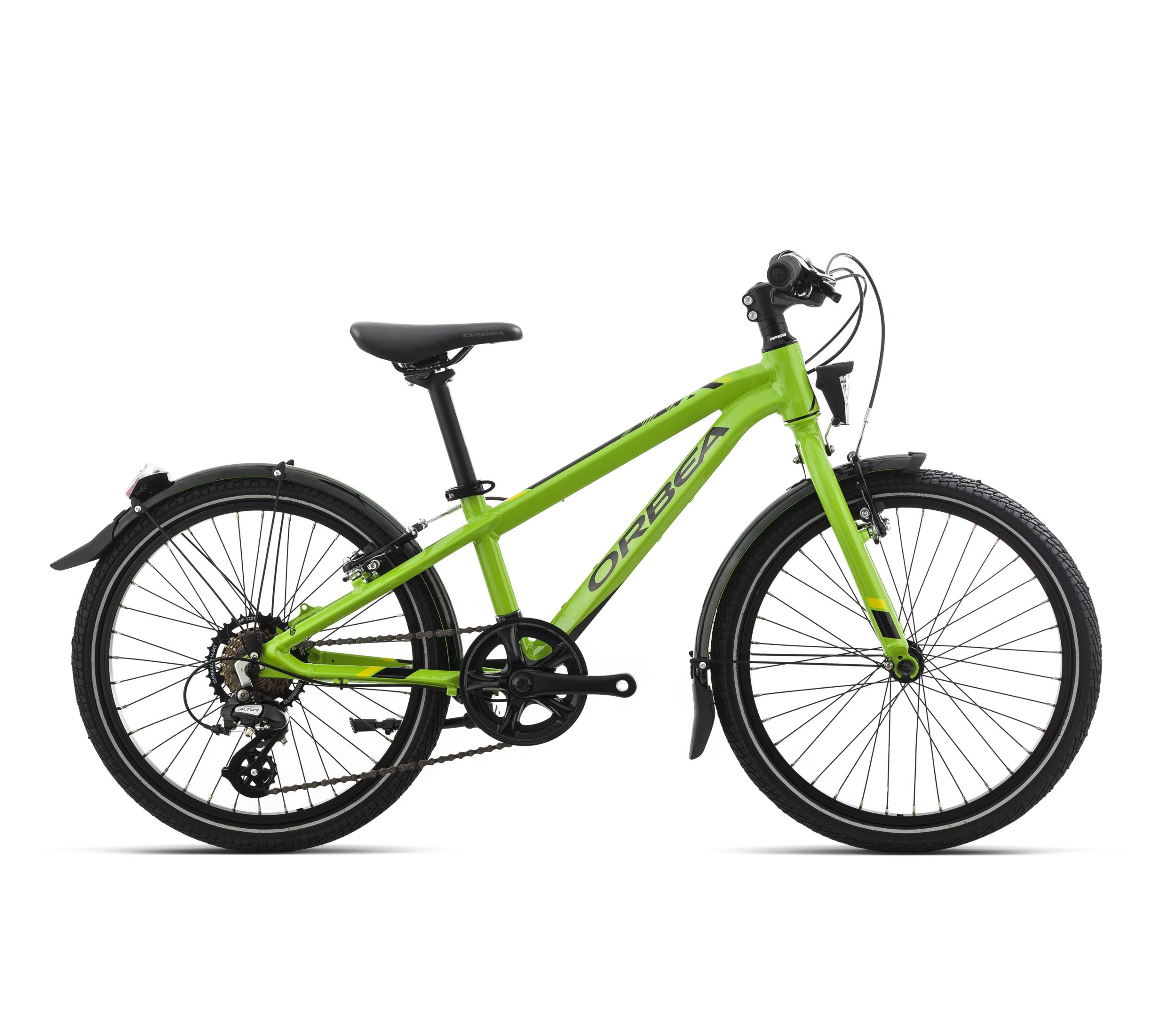 Orbea MX PARK Green / Yellow  2019 - 20