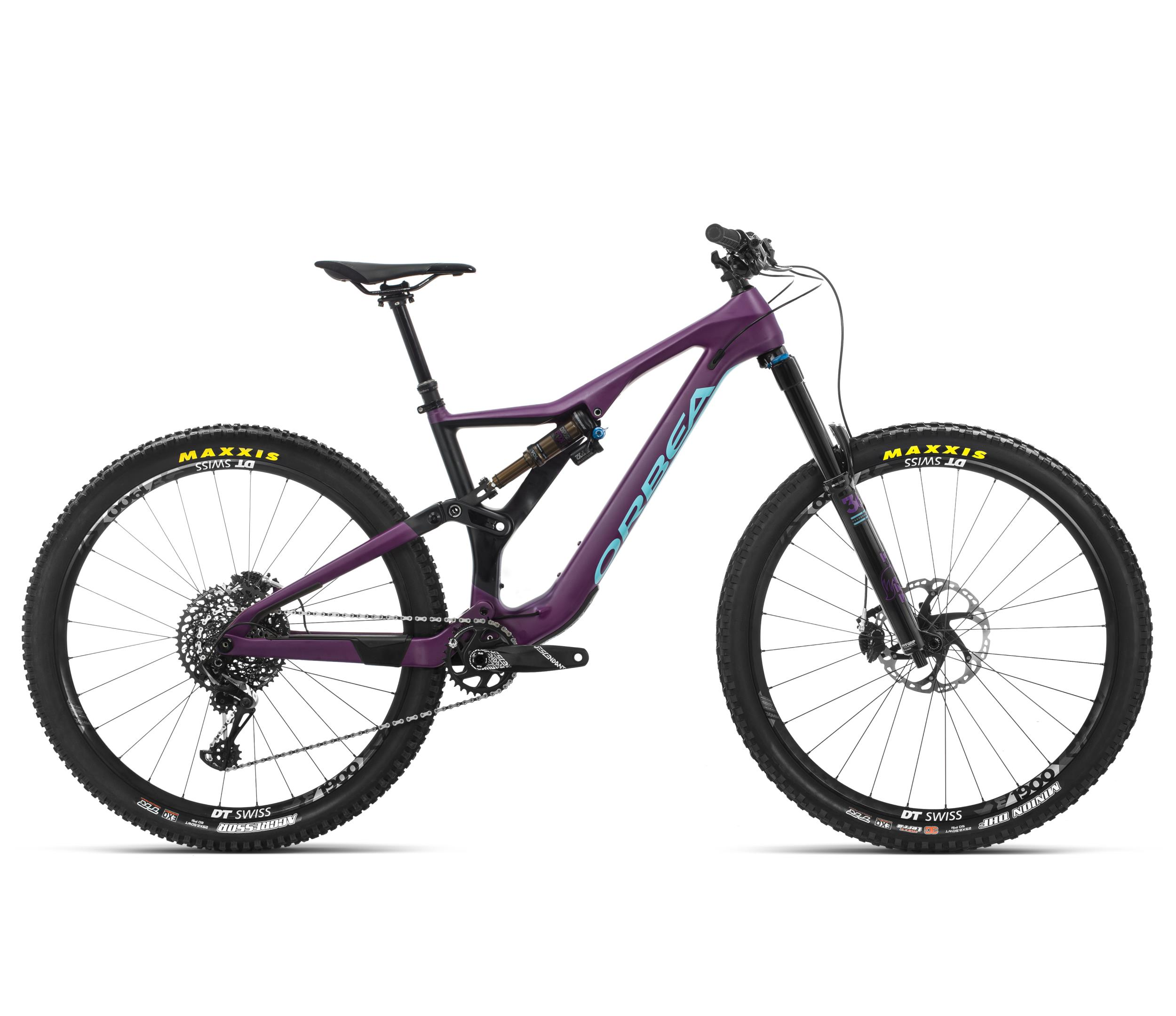 Orbea Rallon M10 Purple  2019 - 29