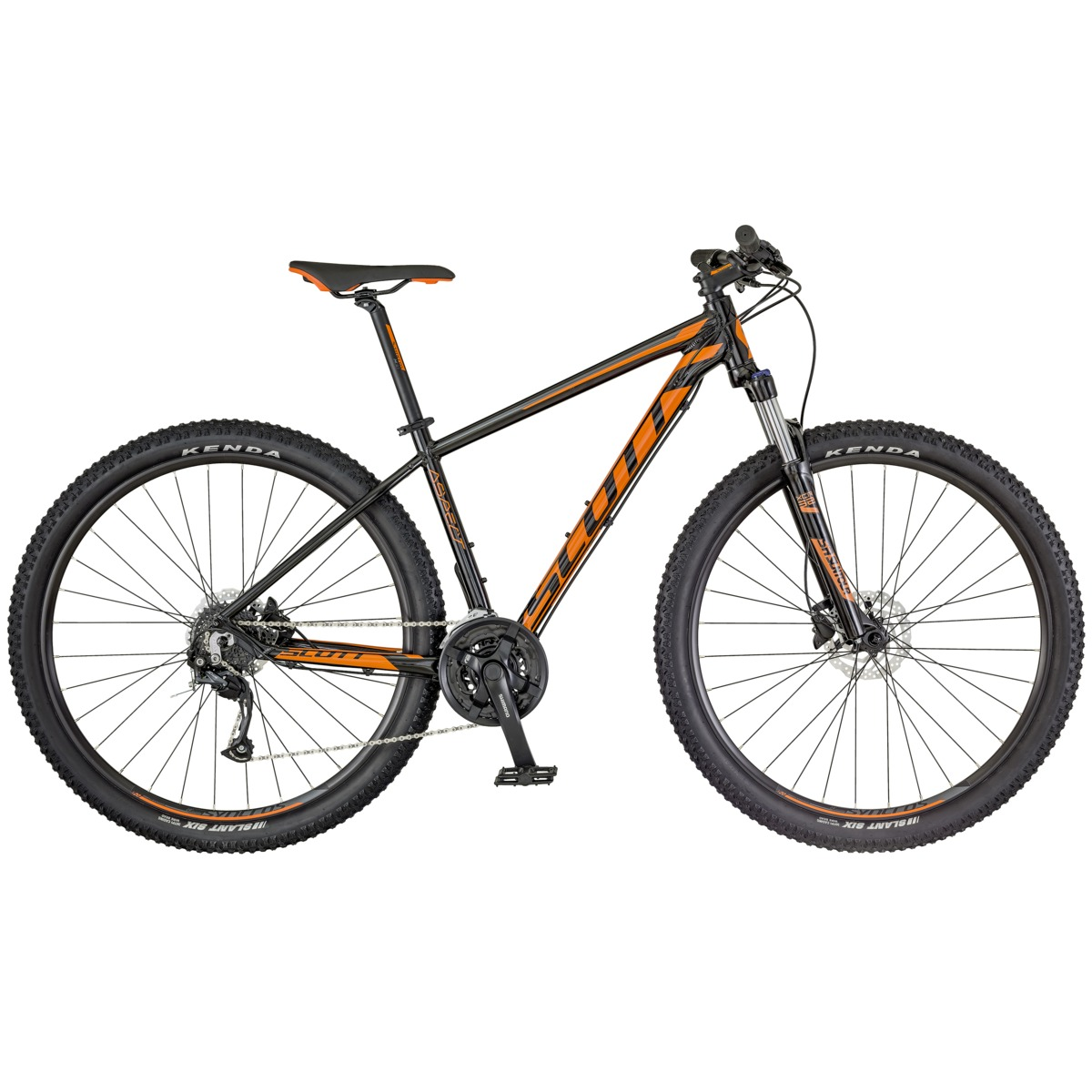 Scott Aspect 950 (KH) BLACK / ORANGE 2018 - 29 -