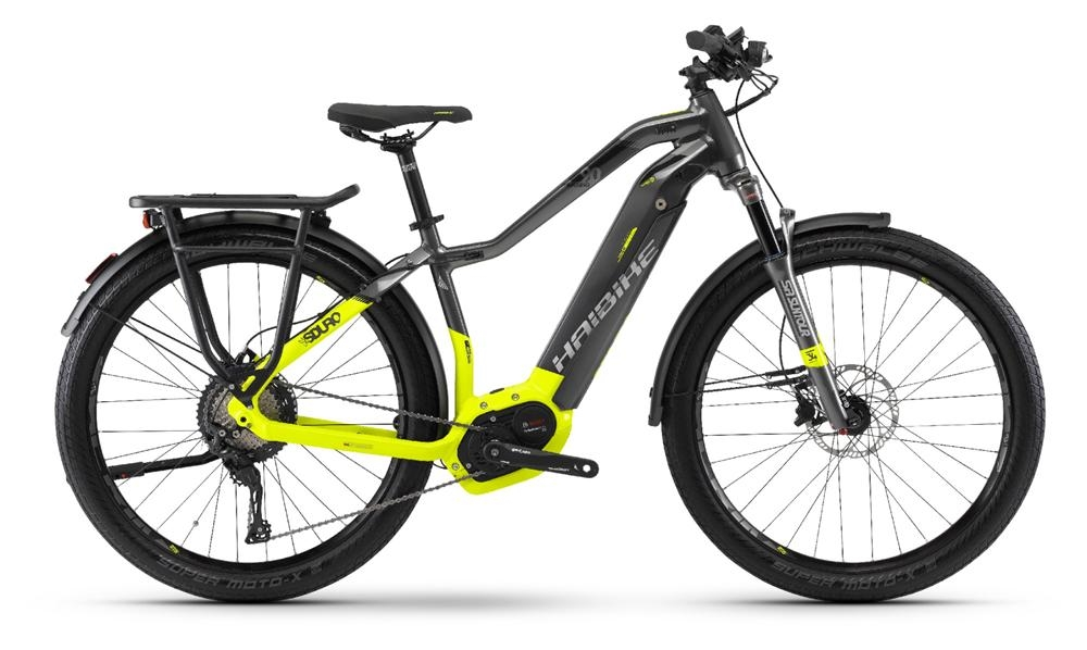 haibike sduro trekking 9 0 damen titan lime s bike. Black Bedroom Furniture Sets. Home Design Ideas