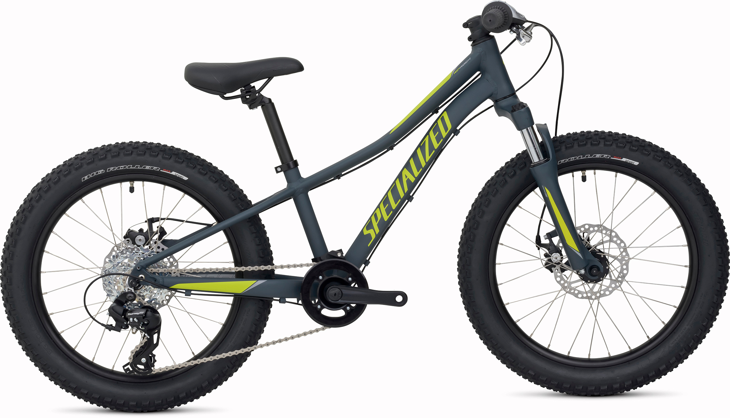 Specialized Riprock 20 Carbon Gray/Hyper Green/Cool Gray 2019 - 20 -  9