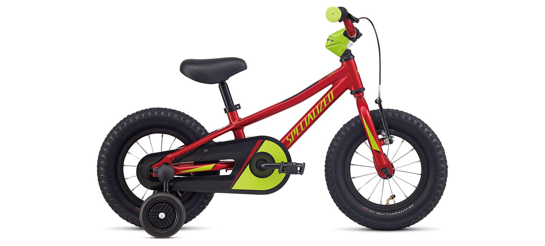 Specialized Riprock Coaster 12 Candy Red/Hyper Green 2020 - 12 -  12