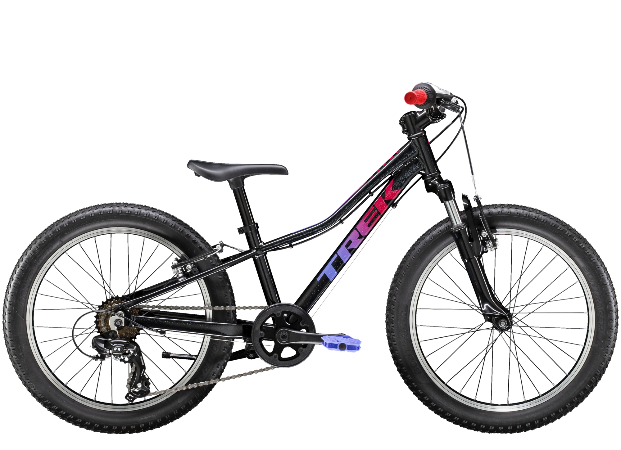 Trek PRECALIBER 20 7SP GIRLS Voodoo Trek Black 2020 - 20 -