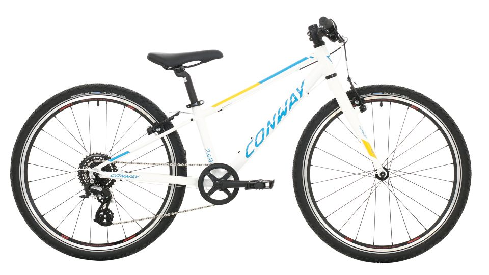 Conway MS 240 Rigid white/blue 2020 - 24 -