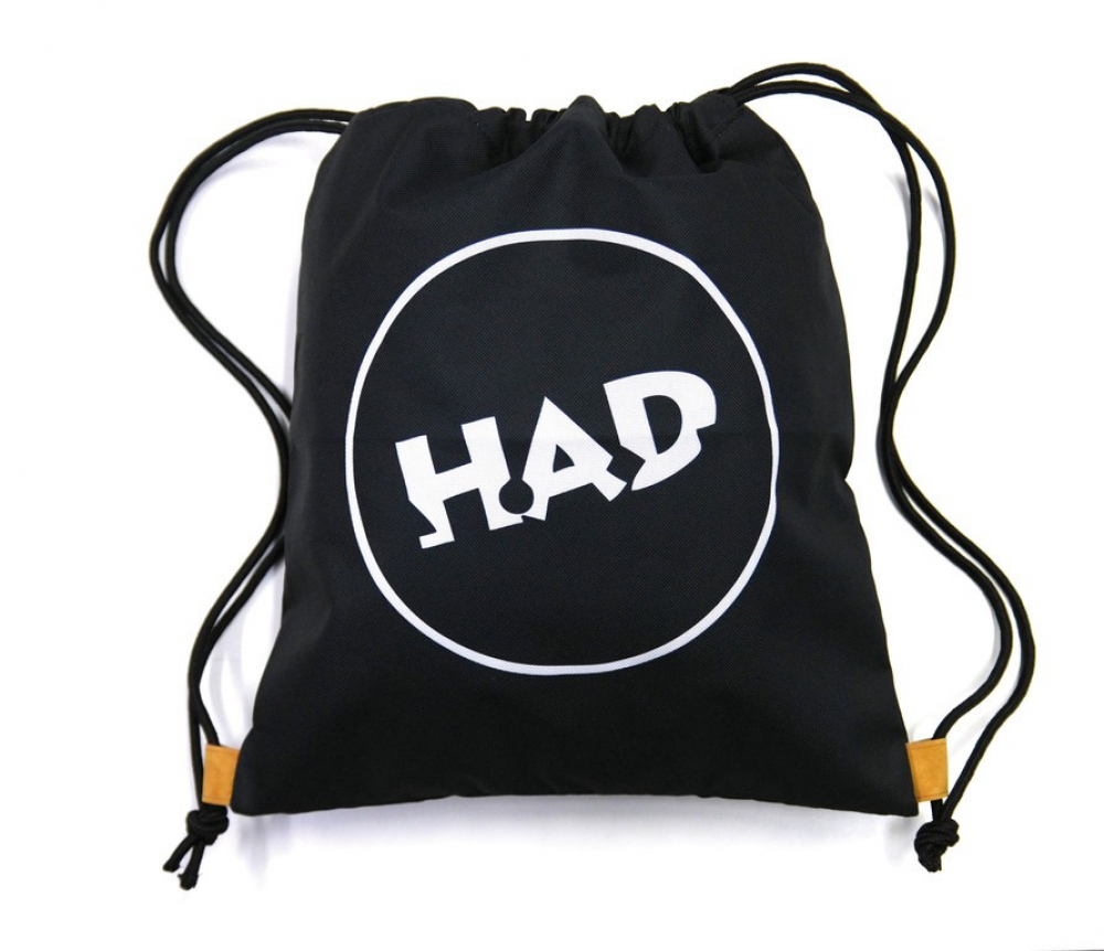 HAD Gym Bag black Eyes HA950-0002 Auswahl