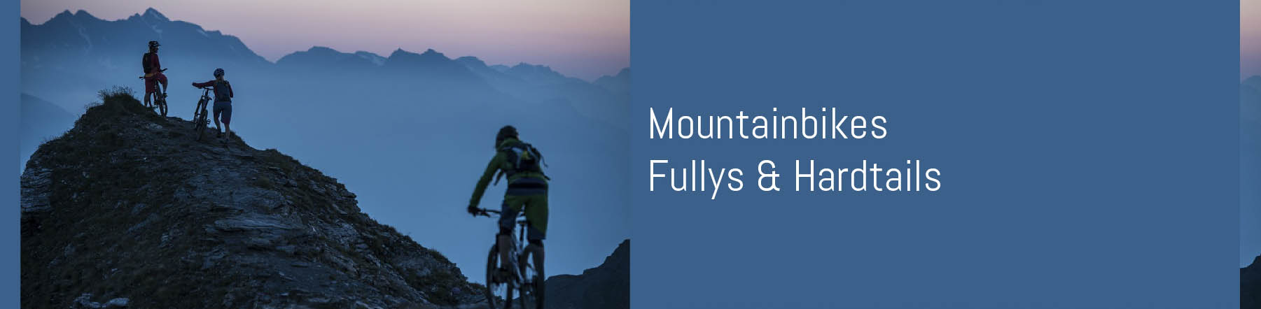 Banner Mountainbikes